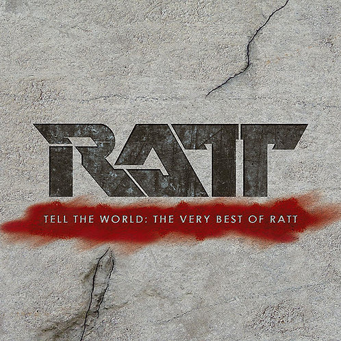 Ratt ‎– Tell The World - The Very Best Of Ratt CD