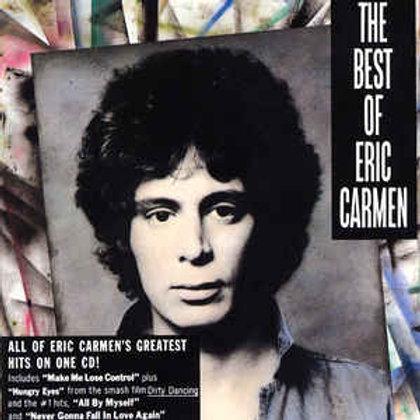 Eric Carmen – The Best Of Eric Carmen CD