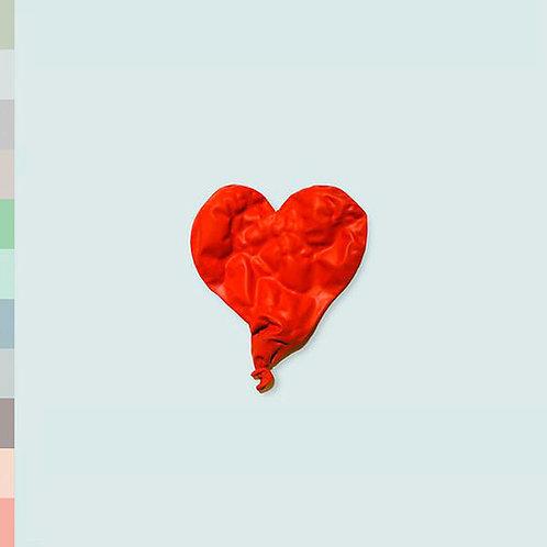 Kanye West – 808s & Heartbreak CD