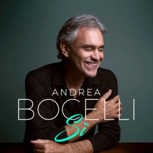 Andrea Bocelli – Si