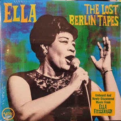 Ella Fitzgerald – The Lost Berlin Tapes 2x lp