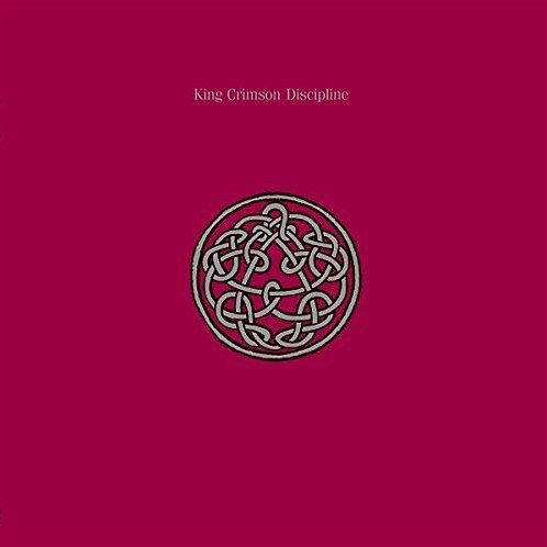 King Crimson – Discipline Anniversary Edition 200 Gram Vinyl