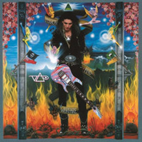 Steve Vai ‎– Passion And Warfare - 25th Anniversary Edition (LP)