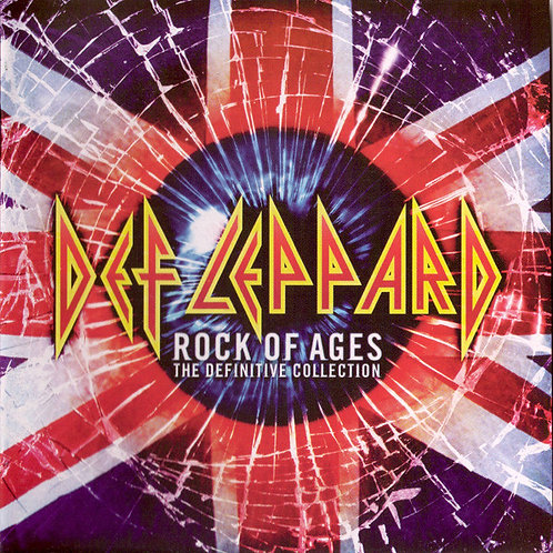 Def Leppard – Rock Of Ages: The Definitive Collection