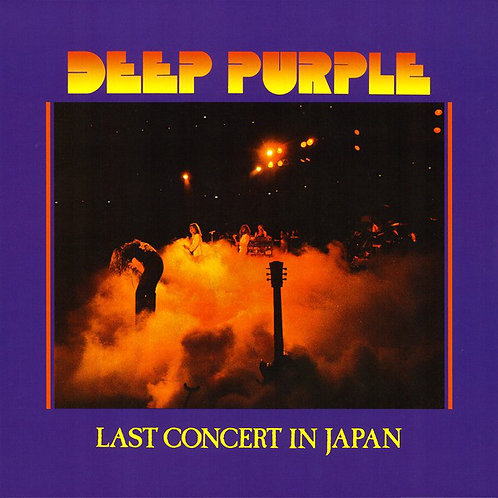Deep Purple ‎– The Last Concert In Japan