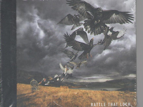 David Gilmour ‎– Rattle That Lock CD