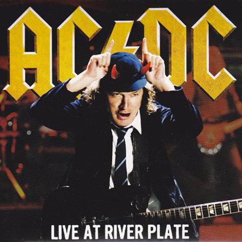 AC/DC – Live At River Plate CD