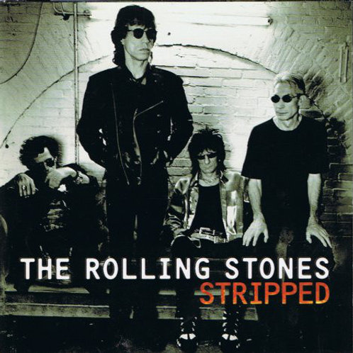 The Rolling Stones ‎– Stripped CD