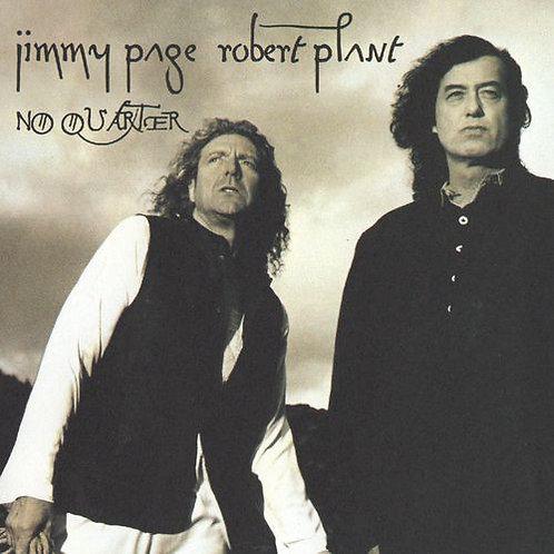 Jimmy Page&Robert Plant–No Quarter CD