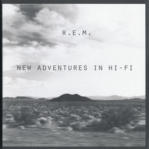 R.E.M. – New Adventures In Hi-Fi CD