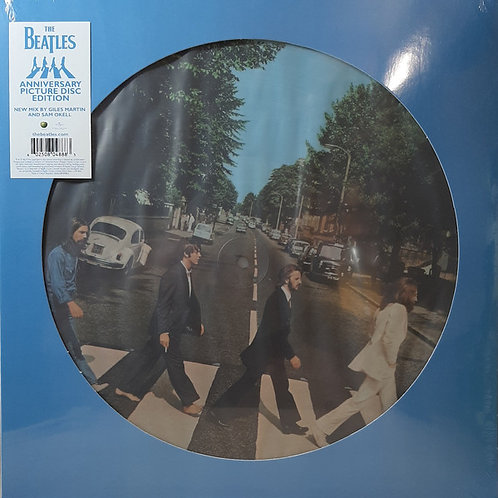 The Beatles – Abbey Road picture disc