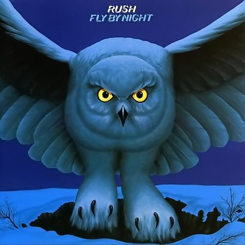 Rush ‎– Fly By Night