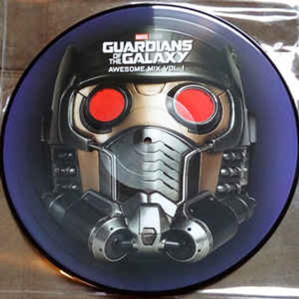 Various ‎– Guardians Of The Galaxy: Awesome Mix Vol. 1 (Original Motion Picture