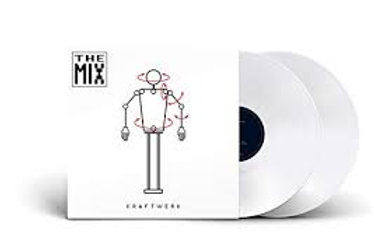 Kraftwerk ‎– The Mix Special Edition, White lp