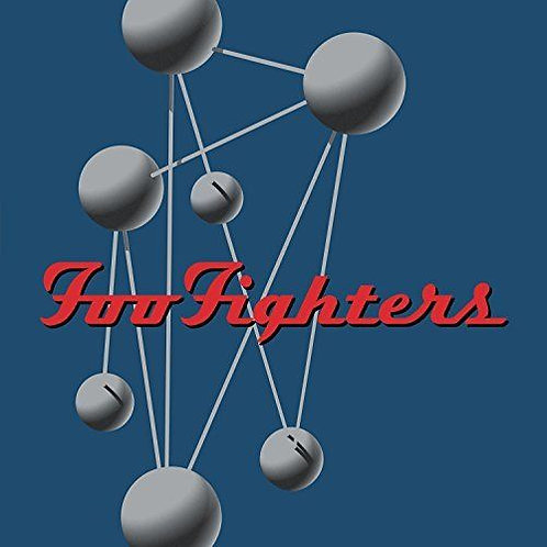 Foo Fighters ‎– The Colour And The Shape 2x LP