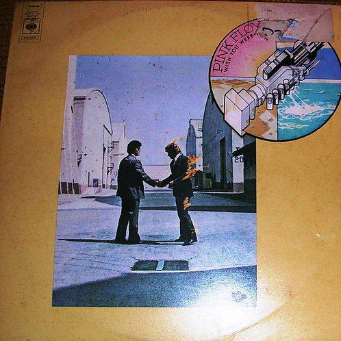 Pink Floyd Wish You Were Here (White Vinyl)