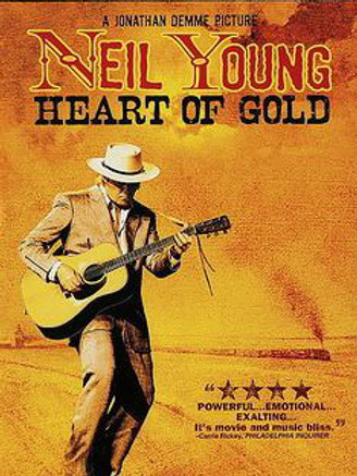 Neil Young ‎– Heart Of Gold [2 Discs] (Dvd Used)