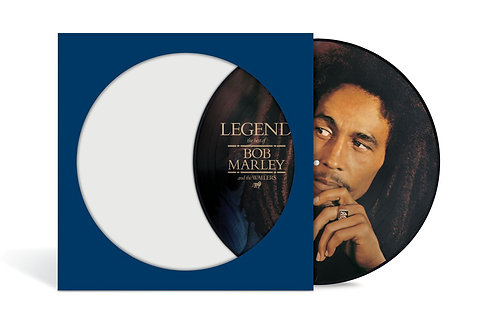 Bob Marley And The Wailers- Legend picture disc