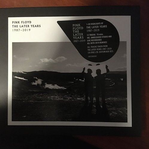 Pink Floyd – The Later Years CD