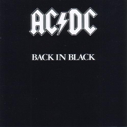 AC/DC – Back In Black CD
