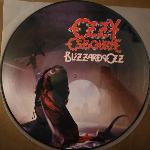 Ozzy Osbourne – Blizzard Of Ozz Picture Disc