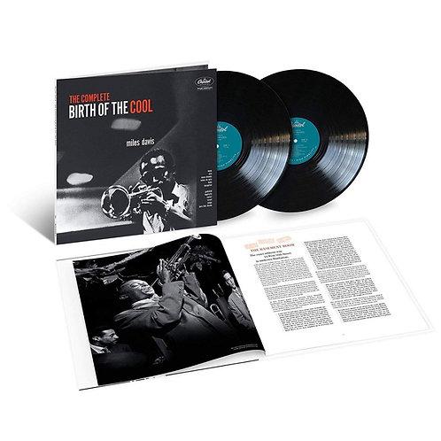 Miles Davis – The Complete Birth Of The Cool 2x lp mono