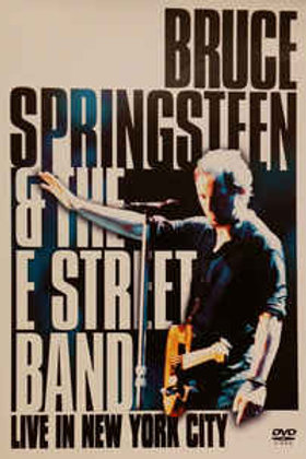 Bruce Springsteen & The E Street Band* ‎– Live In New York City [2 Discs] (Dvd)
