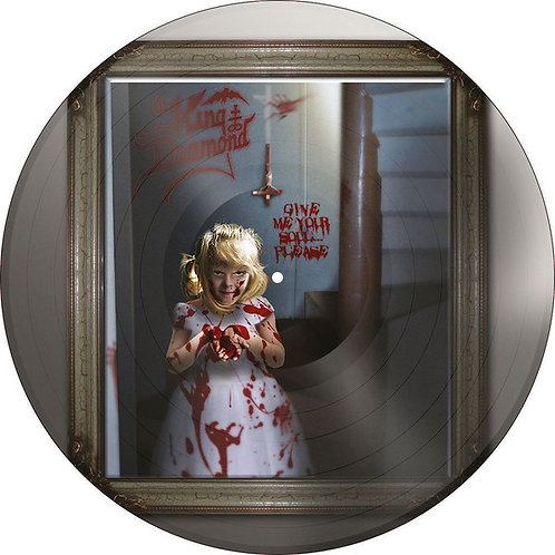 King Diamond ‎– Give Me Your Soul... Please 2x Lp Picture disc