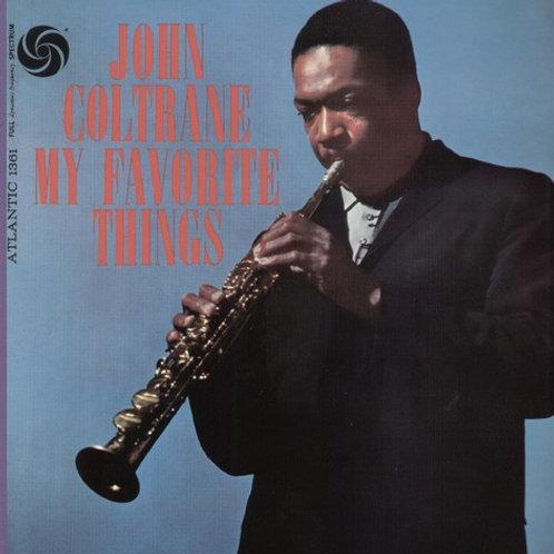 Coltrane, John - My Favorite Things [Import] (L.P.)