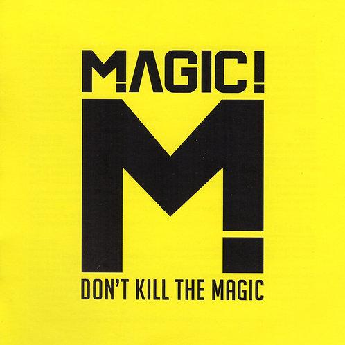 MAGIC! – Don't Kill The Magic  CD