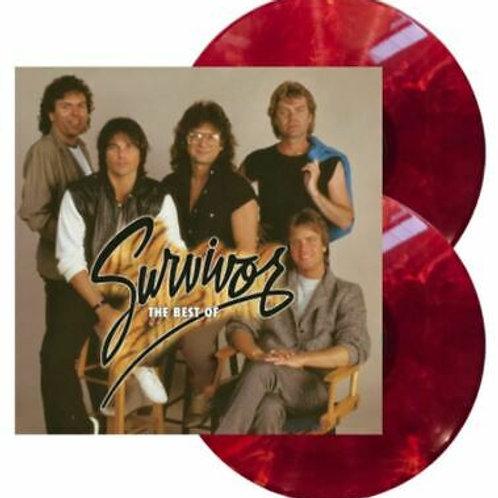 The Best Of Survivor-Greatest Hits (180 Gram Orange & Red Swirl Audiophile Lp