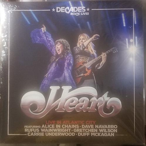 Heart – Live In Atlantic City (LP)