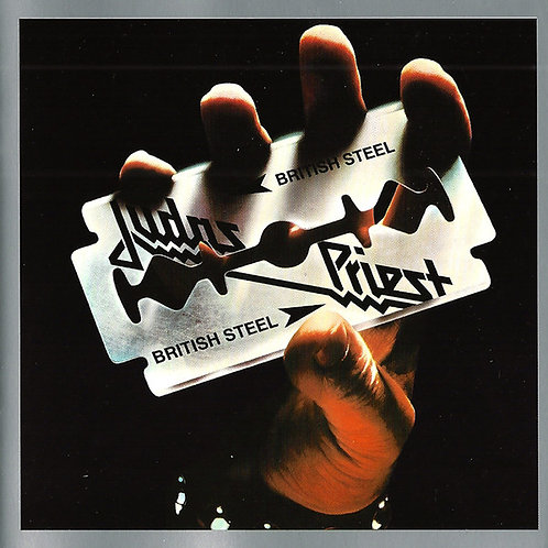 Judas Priest ‎– British Steel CD