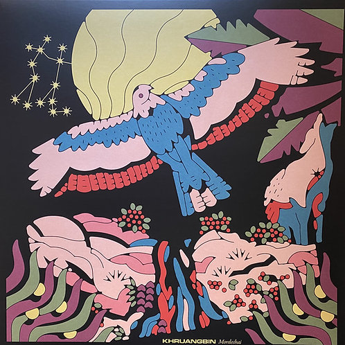 Khruangbin – Mordechai limited edition pink vinyl