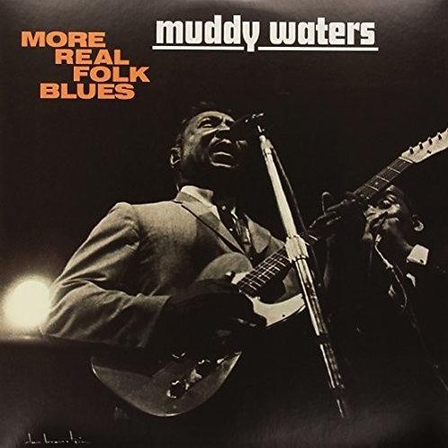 Muddy Waters - More Real Folk Blues (Vinyl)