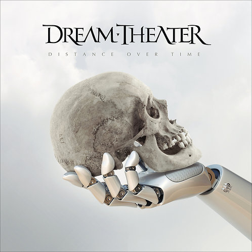 Dream Theater ‎– Distance Over Time(2 × Vinyl, LP, Album, Limited Edition )