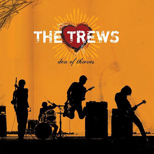 The Trews – Den Of Thieves CD