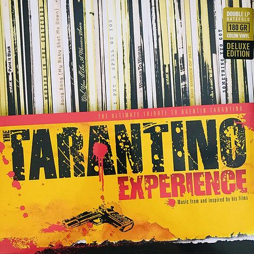 Various – The Tarantino Experience 2x colored Lp