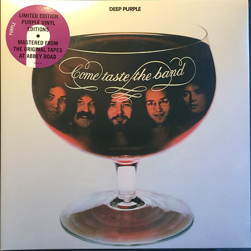 Deep Purple ‎– Come Taste The Band