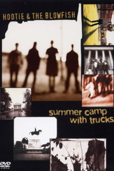 Hootie & The Blowfish–Summer Camp With Trucks (Dvd Used)
