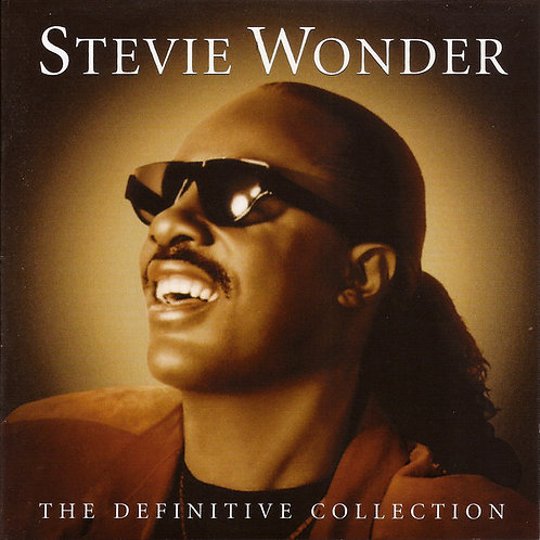 Stevie Wonder – The Definitive Collection CD