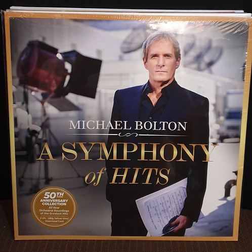 Michael Bolton A symphony Of hits