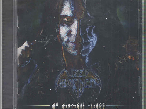 Lizzy Borden ‎– My Midnight Things CD