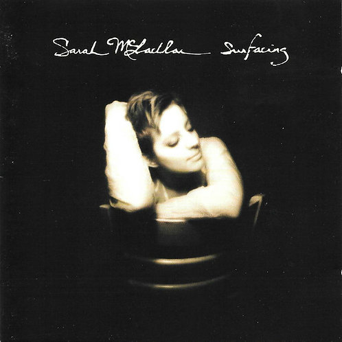 Sarah McLachlan ‎– Surfacing CD