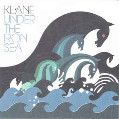 Keane – Under The Iron Sea CD