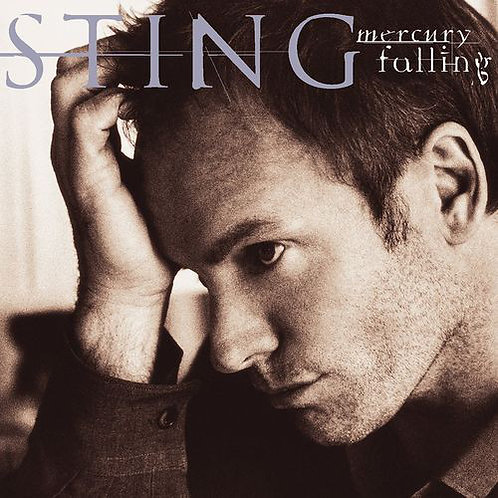 Sting ‎– Mercury Falling CD