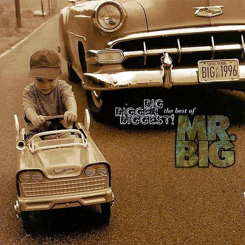 Mr. Big – Big, Bigger, Biggest CD