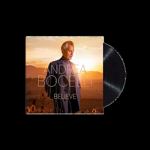 Andrea Bocelli – Believe 2lp