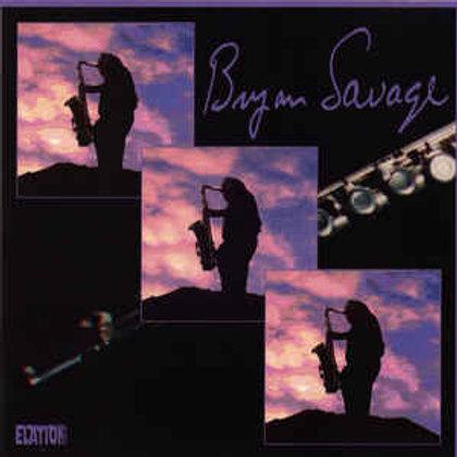 Bryan Savage–Bryan Savage (CD)