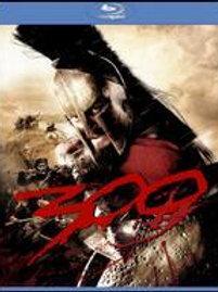 300 [Blu-ray] (Dvd Used)